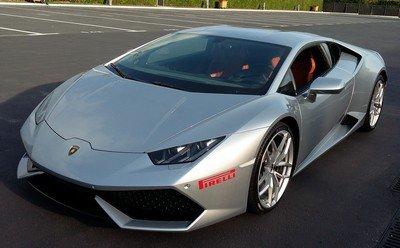 Lamborghini Huracan et Pirelli P Zero Experience