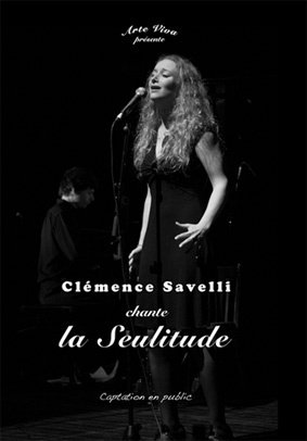 CLEMENCE SAVELLI  DVD LA SEULITUDE