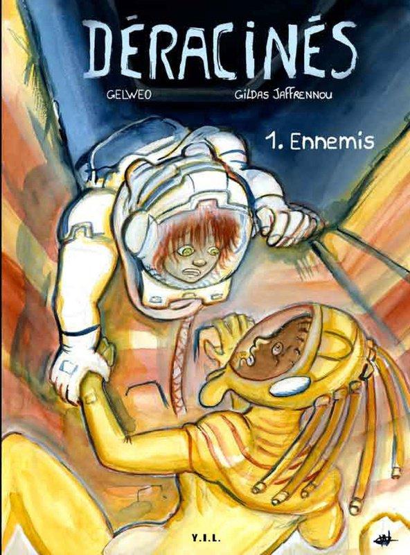 Bouche à oreille - lecture originale : Déracinés, ou les aventures d'un personnage de science-fiction intersexe
