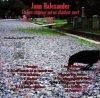 'Un bon chanteur est un chanteur mort' - editions allemande/japonaise