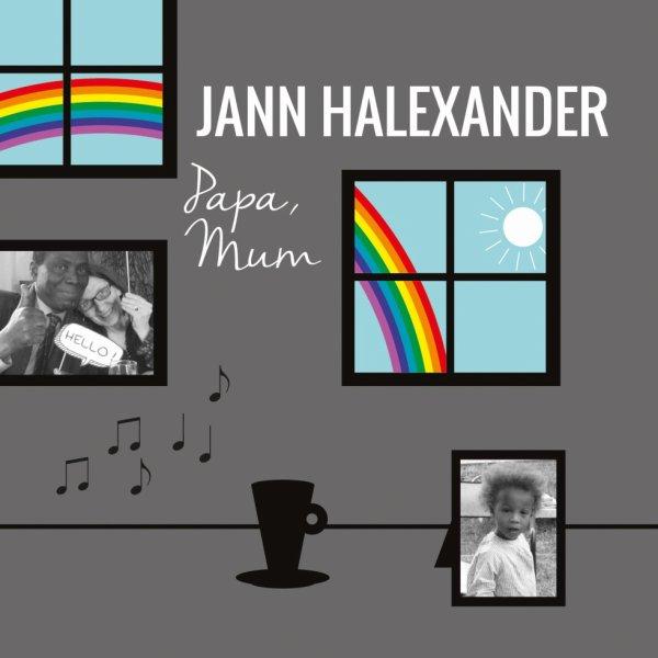 'PAPA, MUM' le nouveau single de Jann Halexander