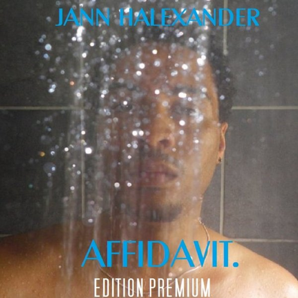 Jann Halexander - album AFFIDAVIT