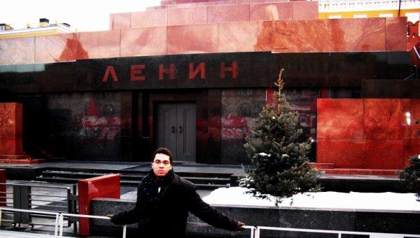 Jann Halexander, Moscou, 2011