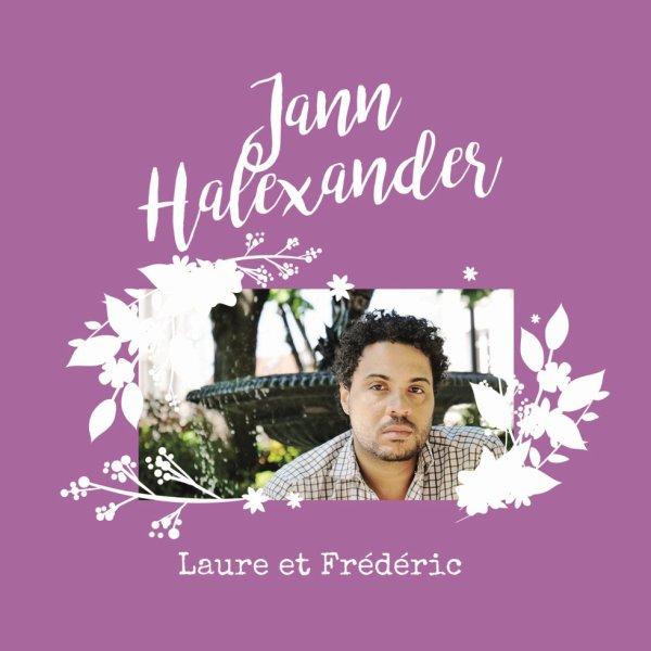 biografía cantador Jann Halexander