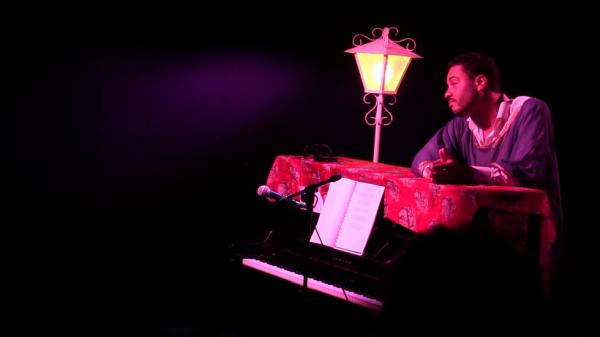Jann Halexander chante à Toulouse le 16 mars