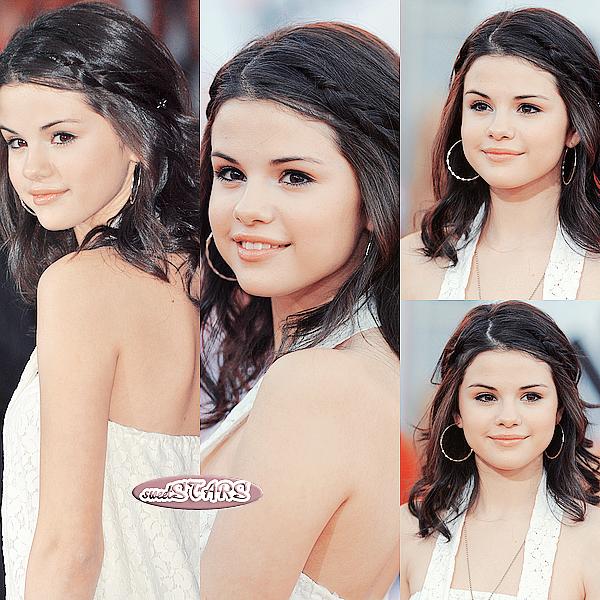 . Selena Gomez était à la première d' High School Musical 3  le 16 octobre 2008  .