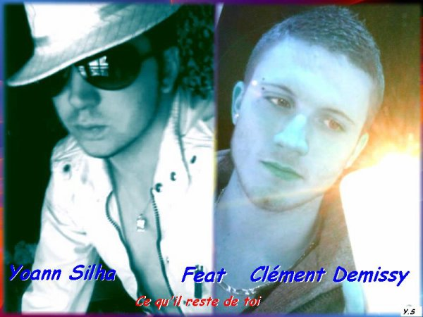 Yoann Silha / Yoann Silha ft Clément Demissy - Ce qu'il reste de toi (2012)