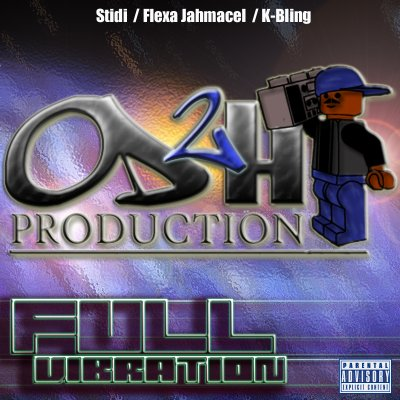 Full Vibration Mixtape (OD2H) / Im on (OD2H) (2011)