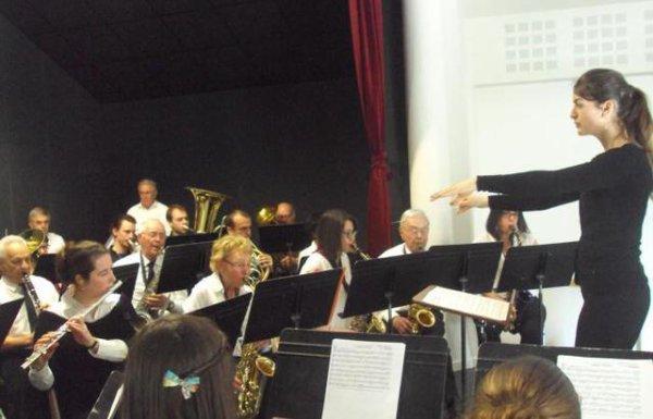 Indre-et-Loire - La Ville-aux-Dames - La ville-aux-dames Concert de printemps de l'harmonie  16/04/2015 05:32