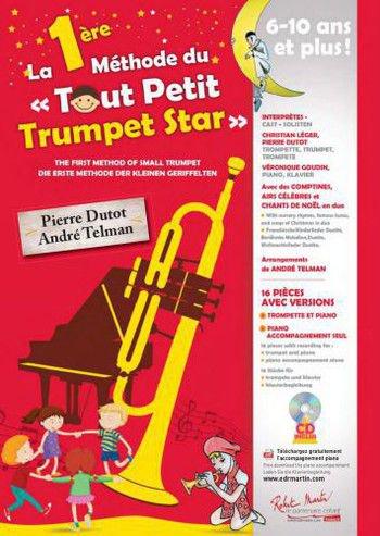 Pierre DUTOT dans le tout petit Trumpet star:  bugle