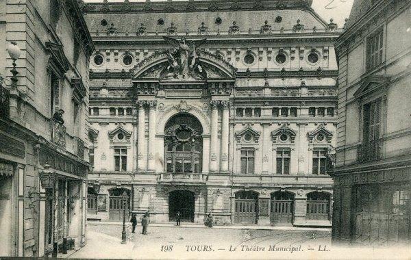 Opéra de ToursPortes Ouvertes sur l'Orchestre