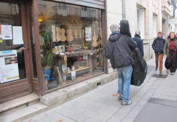 Indre-et-Loire - Tours - Économie Ces commerces et artisans qui vivent du conservatoire