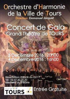 Orchestre D'harmonie De Tours