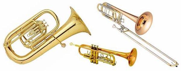 conférence instruments de musique à vent plus particulièrement des cuivres