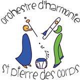 Logo de l'orchestre d'harmonie de Saint Pierre des Corps.....