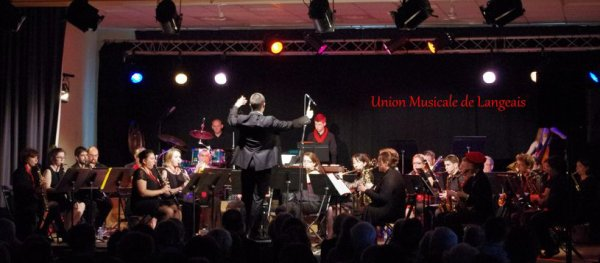 Union Musicale de LangeaisConcert de Printemps  Demain, à 16:00 · Salle Inox Langeais ·