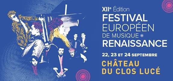 INDRE-ET-LOIRE 3 jours de musique de la Renaissance au Clos Lucé