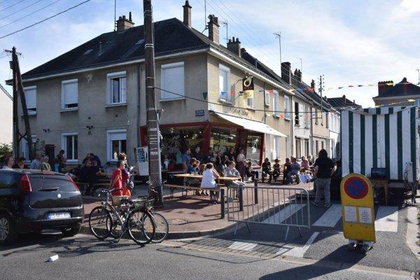 JUN 21 Fête de la musique - Bistrot Loco - St Pierre des Corps Public · Organisé par Stéphane Gay
