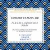 🎻 Vendredi prochain à 20h30, rendez-vous place de la Résistance pour un concert gratuit en plein air avec l'Orchestre Symphonique Région Centre Val de Loire / Tours