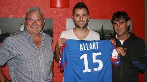 Ligue 2 : Allart prêté à Chateauroux