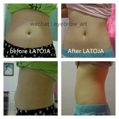 Latoja Body Slimming Cream - a very top selling slimming and health care product in Asia now!!!