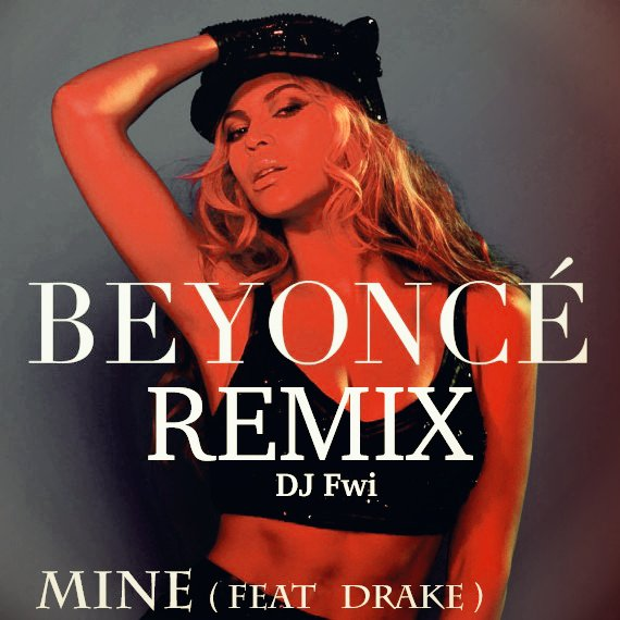 ZOUK PEOPLE / REMIX Beyoncé Mine (feat Drake ) DJ Fwi (2013)