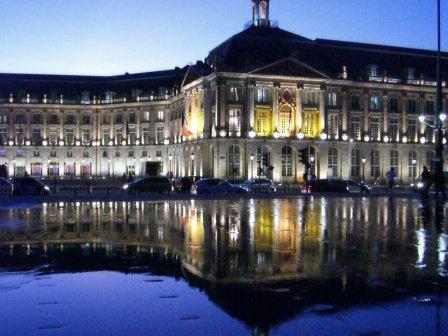 1er de l'an à Bordeaux