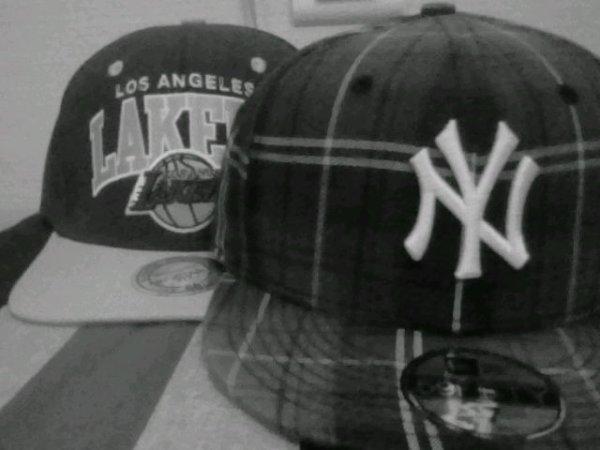 J'aime pas les casquettes !