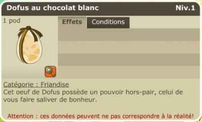 Des oeufs en chocolat mais pas d'oeuf rouge