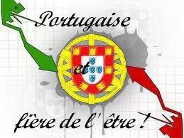 portugaise fiere de l'etre