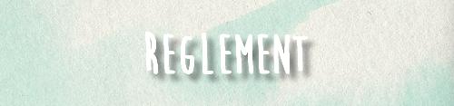 ✖ Règlement.