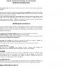 CONCOURS D'ARRONDISSEMENT