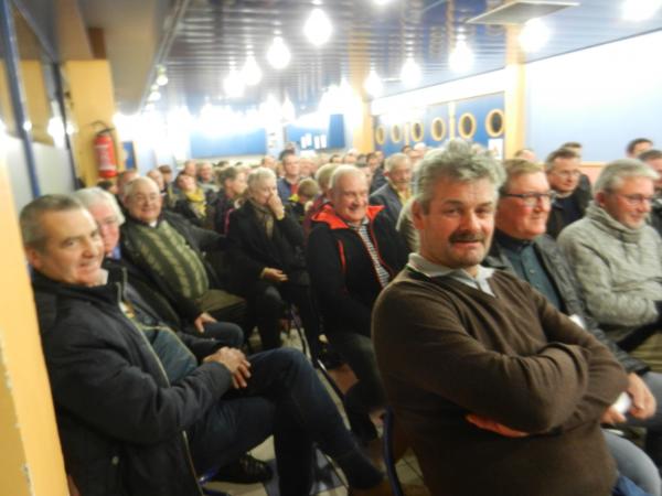 SUITE LE PODIUM 2018 MESSIEURS SERGE DHONT - ERIC CISTAR  - JEAN-PAUL QARRE