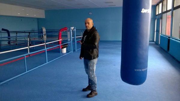 la nouvelle salle du boxing club villerupt