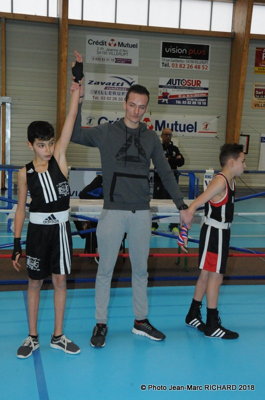 FINALES REGIONALES DE BOXE EDUCATIVE...EN IMAGES!