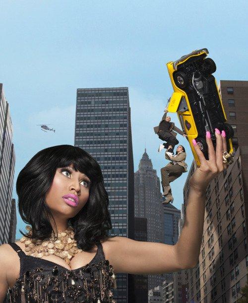 septembre    Nicki est nominée six fois au ' Bet Hip-Hop Award '