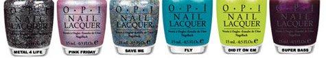 Nicki Minaj Partenaires Avec BPR pour vernis à ongles Collection