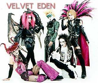 ☣ Velvet Eden ☣