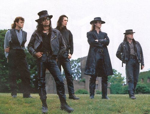 ☣ Fields Of The Nephilim ☣