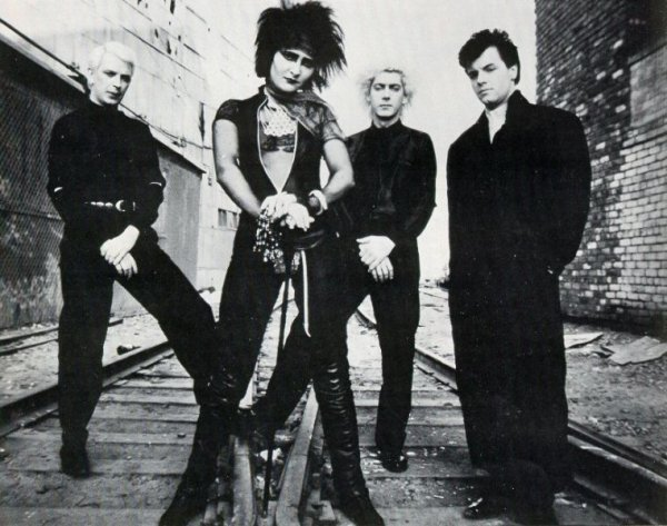 ☣ Siouxsie and the Banshees ☣