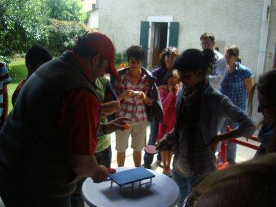 Journée familiale 2010