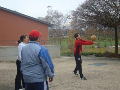 Tournoi de volley 2010