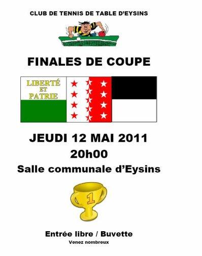 FINALES DE COUPE AU CTT EYSINS