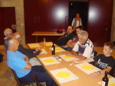 TOURNOI PRINTANIER 2011 - MANCHE NO 4