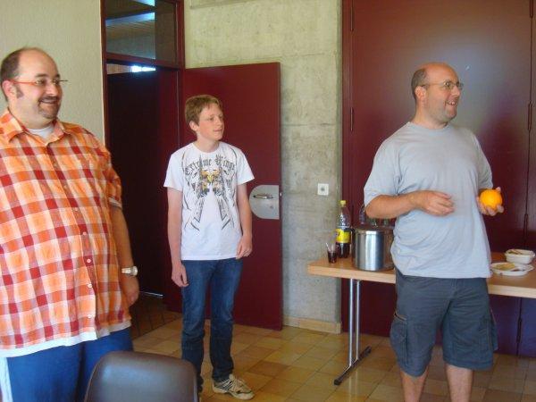 JOURNEE FAMILIALE - 28.08.2011