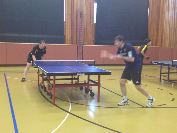 TOURNOI INTERNE 2012 - SIMPLE