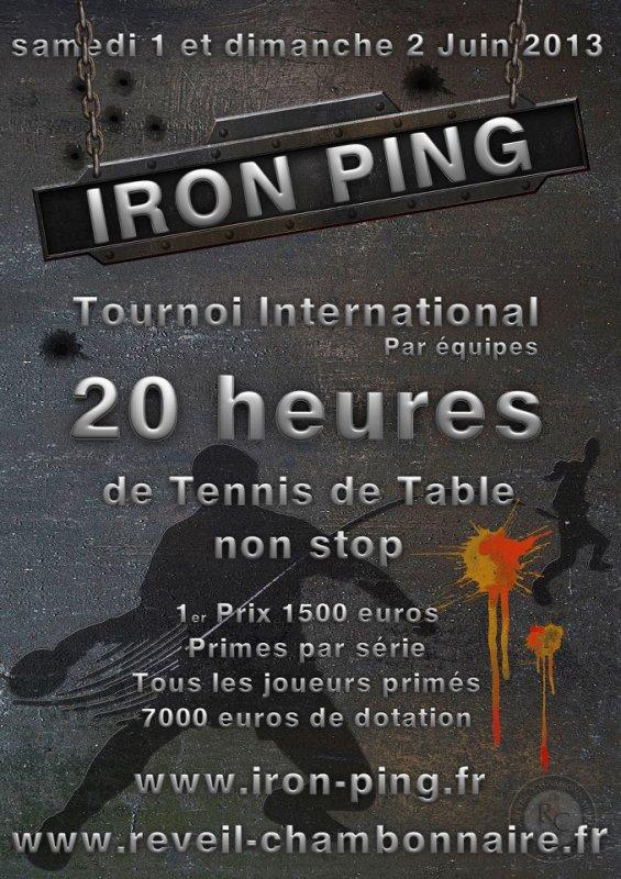 IRON-PING 2013