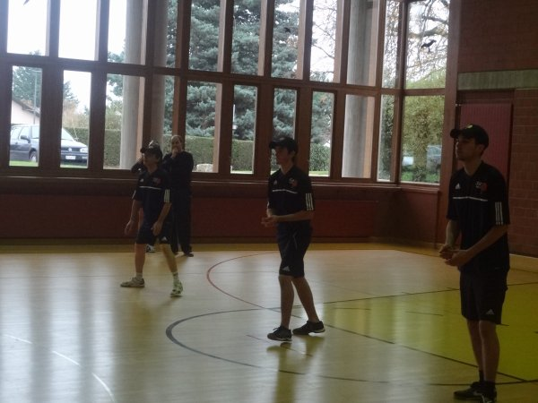 TOURNOI DE VOLLEY 2013