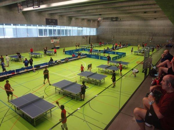 Championnats AVVF individuels à Brig (VS)