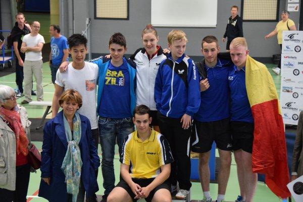 Iron-Ping 2015 - la finale en images